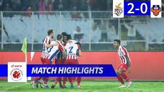 ATK FC 2-0 FC Goa - Match 62 Highlights | Hero ISL 2019-20