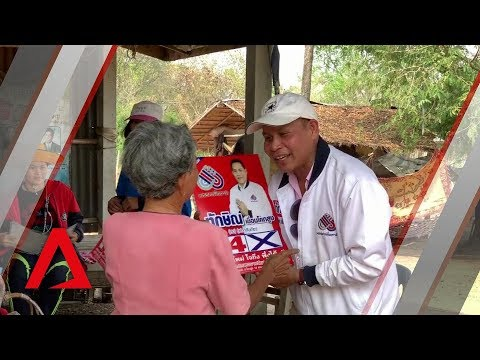 Thailand Election: The Candidate Who Changed His Name To Thaksin