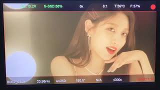200531 러블리즈 예인 인스타그램 1+2 LOVELYZ YEIN INSTAGRAM MV Behind