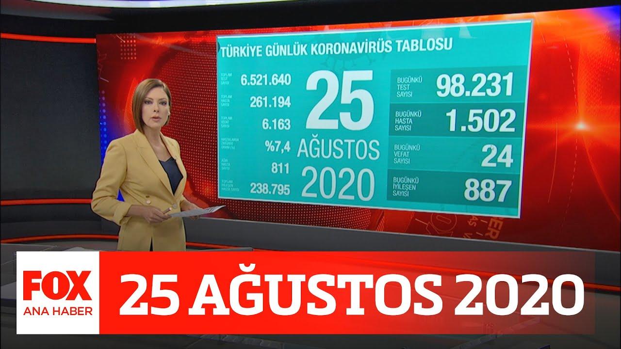 Türkiye'den Yunanistan'a gözdağı! 25 Ağustos 2020 Gülbin Tosun ile FOX Ana Haber
