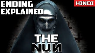 The Nun Movie Ending Explained + Link With Conjuring Movie