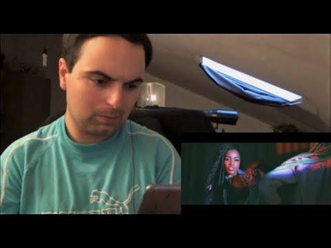 IZA - Te Pegar (Clipe Oficial)  I   Reaction / Reação