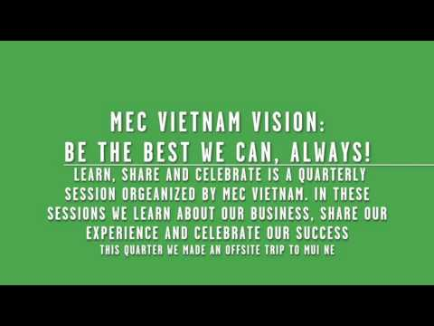 Learn, Share and Celebrate Q1 2016 - MEC Vietnam
