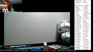 Midwest Box Breaks Super Sunday Baseball and Football Breaks