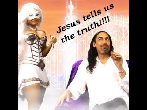Drunk Jesus tell the truth about Jesus