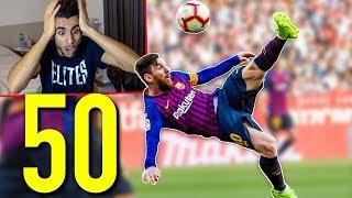 😱⚽ TOP 50 GOAL MOSTRUOSI al VOLO del 2019!