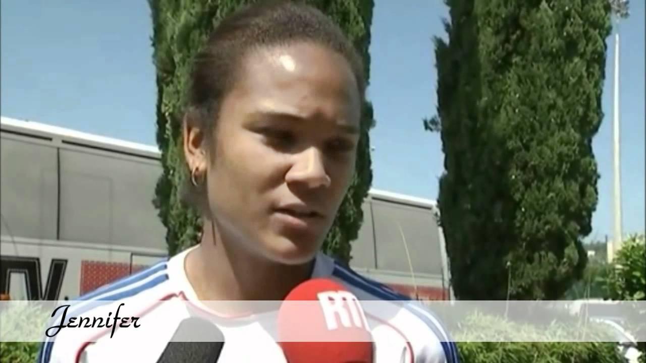 Wendy renard interview - Louisa N Cib 14 Wendie Renard Et Elodie Thomis Parle Juvisy 2012