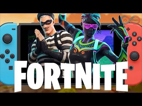 Fortnite - Nintendo Switch Launch Trailer Music 10 Hours