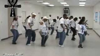 "Step  / Line Dance - ""Booty Call"""