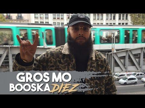 Youtube: Gros Mo – BooskaDiez [Freestyle]