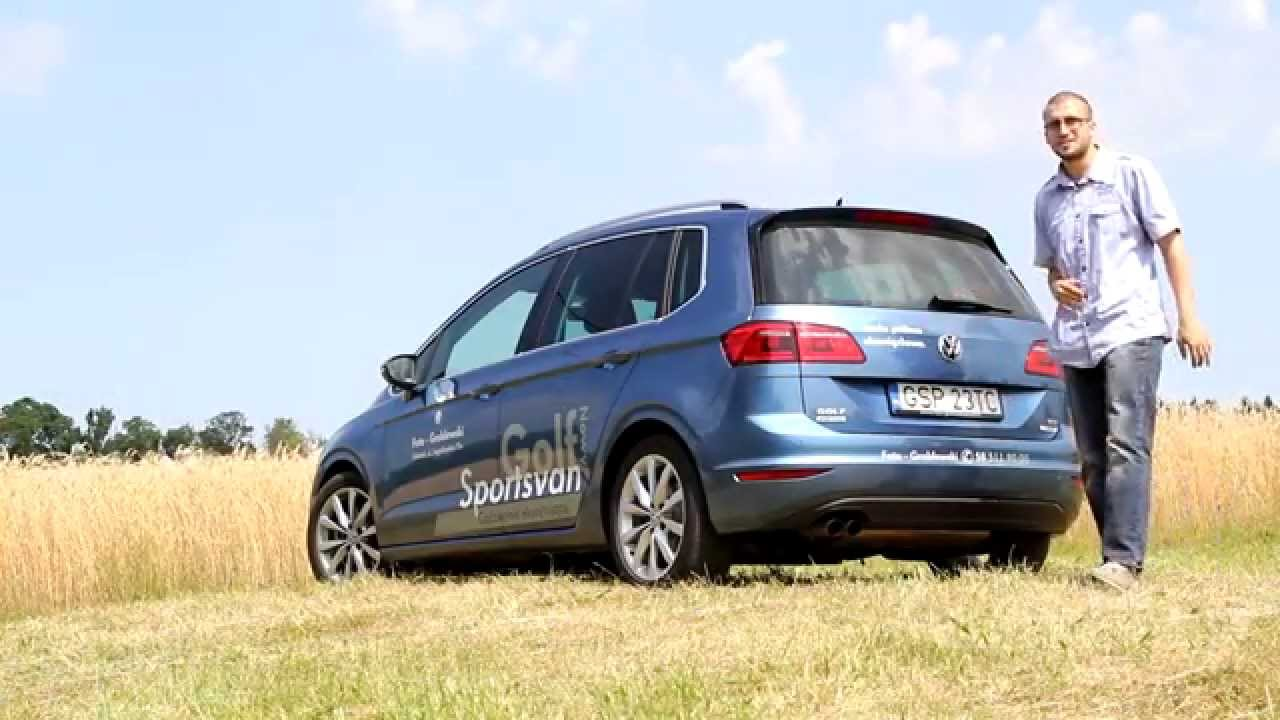 2015 nowy volkswagen golf sportsvan 1 4 tsi 150 km. Black Bedroom Furniture Sets. Home Design Ideas