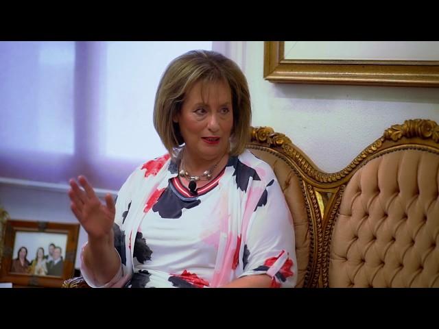 Μια διαφορετική συνέντευξη στο ENA Channel με την Βάσω Μήττα-Παπουτσή