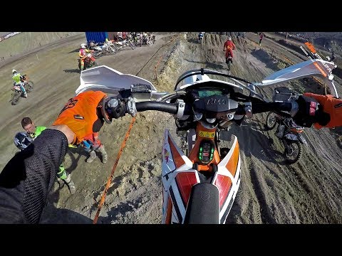 Fast Angry Electric KTM Freeride E-XC - RedBull 111 Prolog