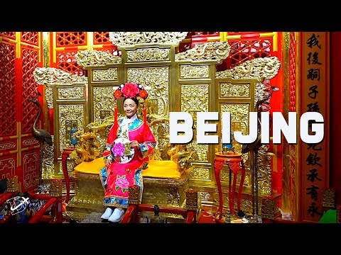 The Very Best Things to do in Beijing, China | The Planet D | Travel Vlog