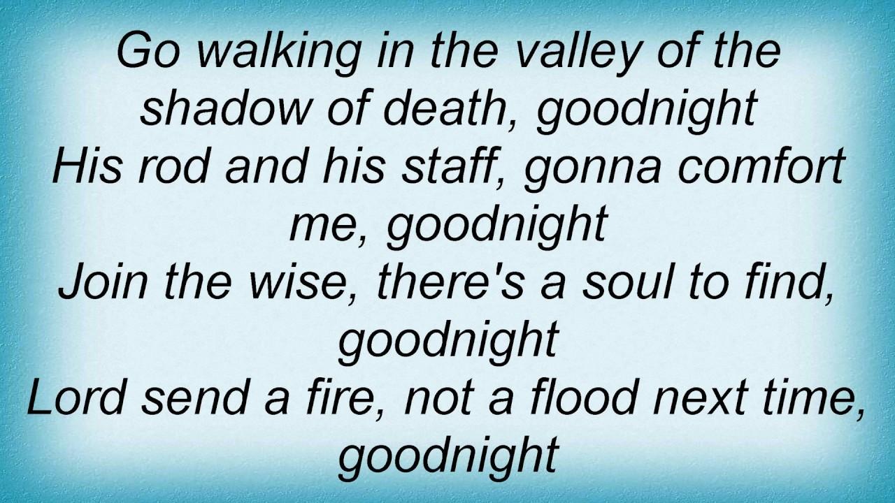 Aaron Neville - I Bid You Goodnight Lyrics - YouTube