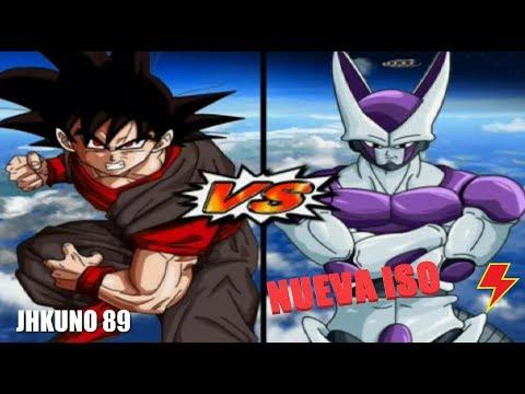 SALUDOS 😋 Y ISO NUEVA - DESCARGA - DOWNLOAD! Dragon Ball Z Budokai Tenkaichi 3 Gameplay