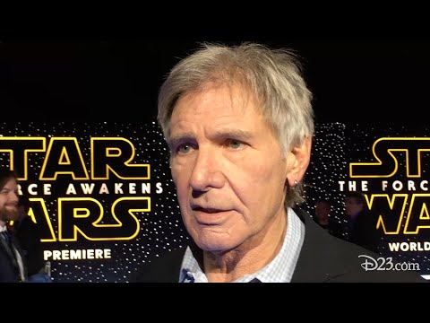 Magical Moment: Star Wars: The Force Awakens Red Carpet Premiere