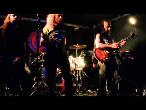 "SECRET SPHERE - Legend (Live at ""Le Gibus Café"", Paris France) [November 6, 2013]"