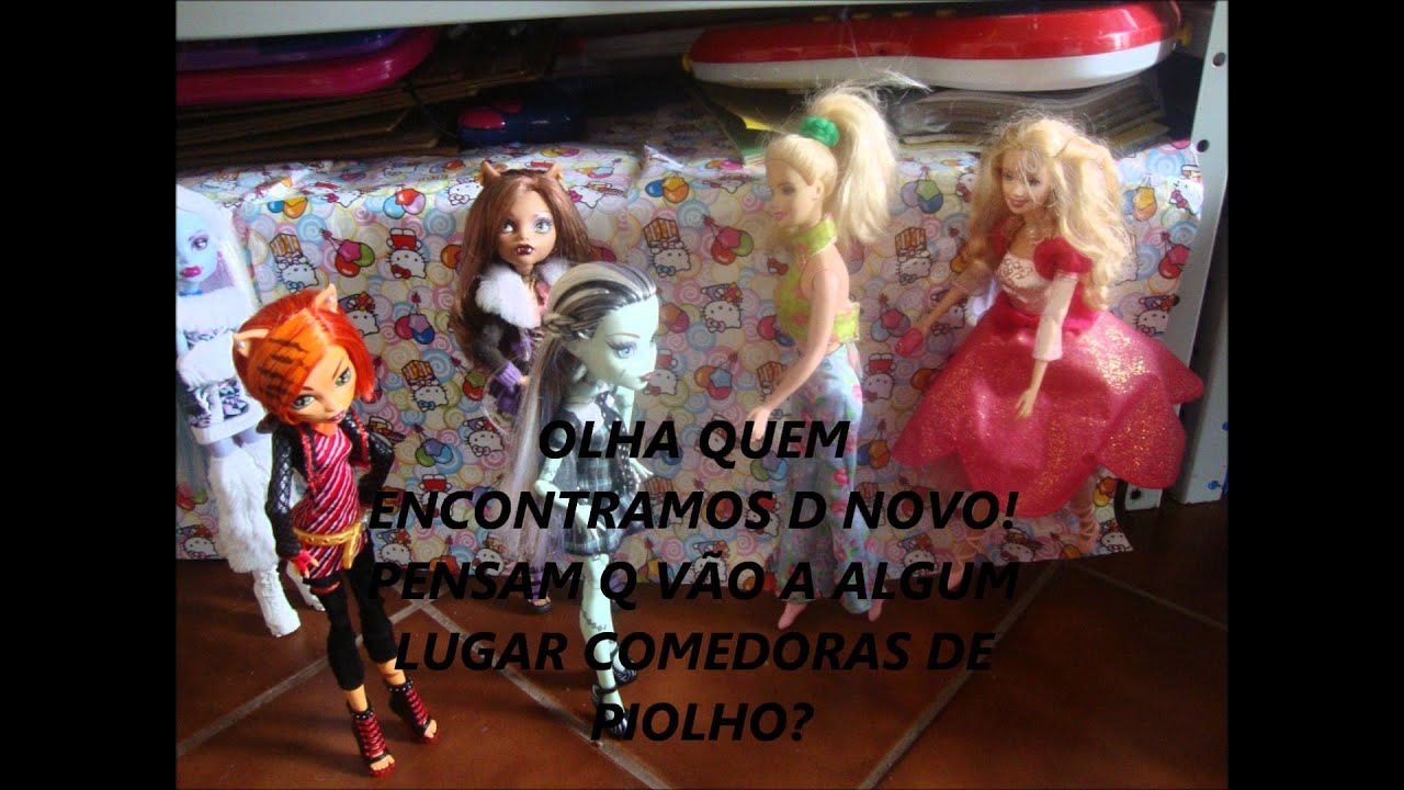barbie vs monster high