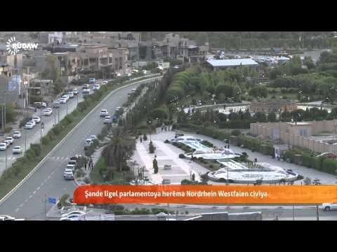 Şandeke Parlamentoya Kurdistanê li Almanya ye