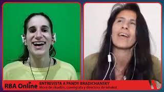 Entrevista a Pandy Bradichansky