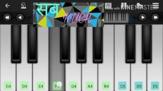 Bulleya Piano (Ae Dil Hai Mushkil) - Easy Mobile Perfect Piano Tutorial