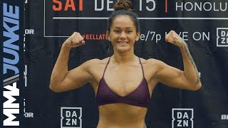 Bellator 213: Official weigh-in archive