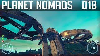 PLANET NOMADS #018 | Mit großen Airblades abhängen | Gameplay German Deutsch thumbnail