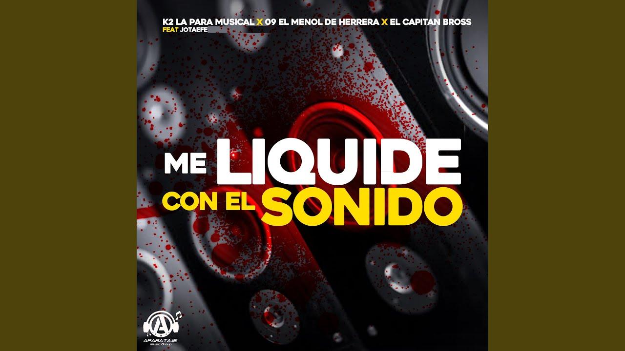 Me Liquide Con El Sonido