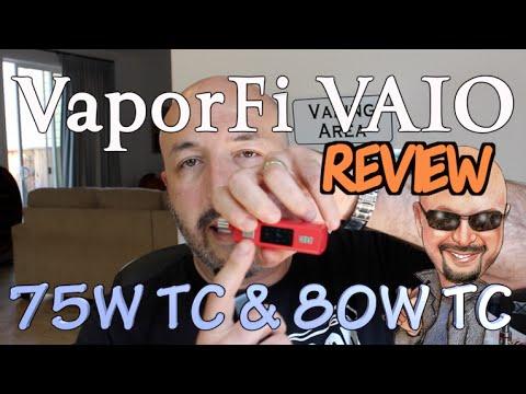 VaporFi Vox TC Review + 10% Discount | Vaping411