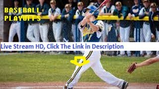 Lincoln vs Sioux City East - High School Baseball 2019 LIVE STREAM
