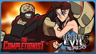 The Completionist - Resident Evil 3 Nemesis - The Movies Still Suck