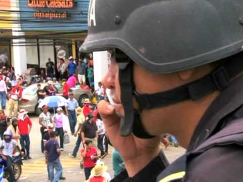 Economic impact grows as Honduras crisis talks end with no deal
