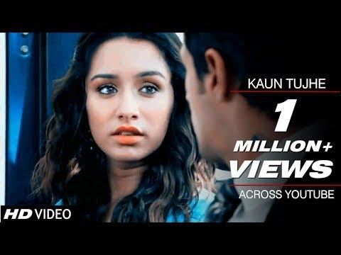 KAUN TUJHE - Sidharth Malhotra & Shraddha Kapoor | Ek Villain VM  | Palak Muchhal