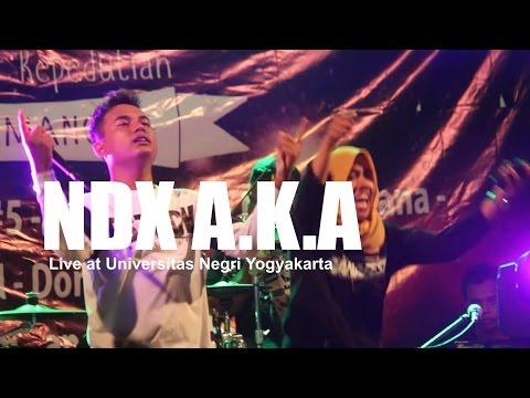 [HD] NDX A.K.A - Sayang (Live at UNY, October 2016)