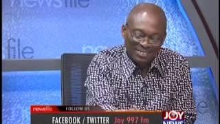 Row over creation of regions - Newsfile on JoyNews (10-11-18)