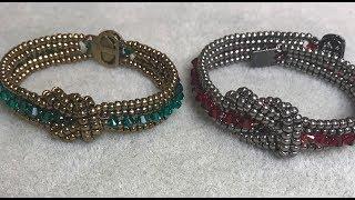 Corona Knot Bracelet