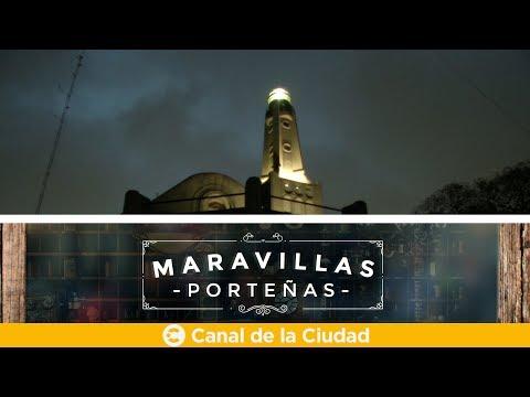 Visitamos el emblemático faro del Yacht Club Argentino y mucho más en Maravillas Porteñas