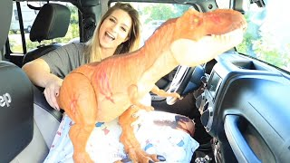101 uses for your COLOSSAL T-REX | PARODY