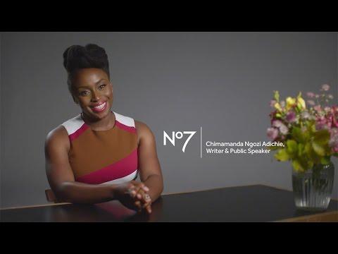 Introducing Chimamanda Ngozi Adichie