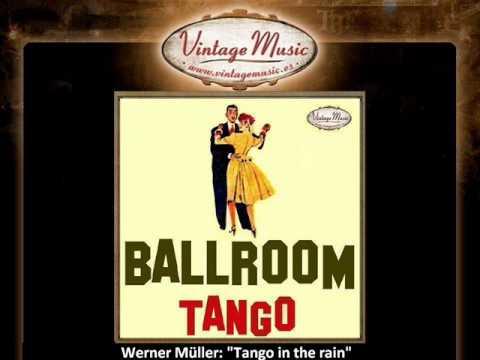 Werner Müller -Tango in the rain (Vintage Music.es).