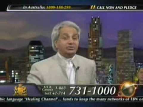 Benny Hinn - The Wealth of The Sinner