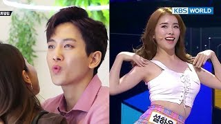 Mina's 17-year younger boyfriend Ryu Philip & Seolhyun of the trot scene![The Unit/2017.12.14] - Stafaband