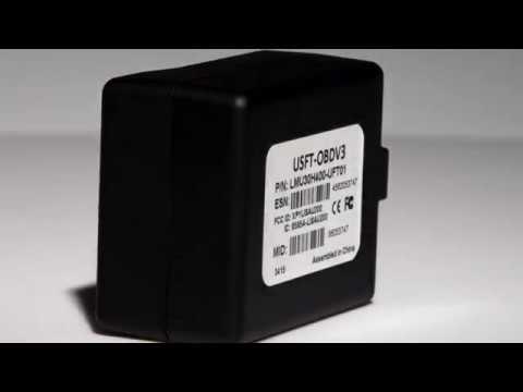 US Fleet Tracking - OBD-v3 Product Video