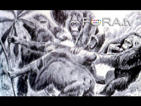 Darwinian Evolution on Display in Chimp Group Raids