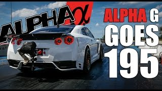 ALPHA G R35 GTR - We're Just Getting Started
