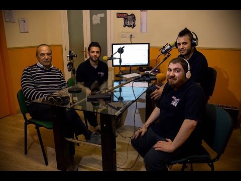 Intervista Natale Stracuzzi - Radio Night Messina