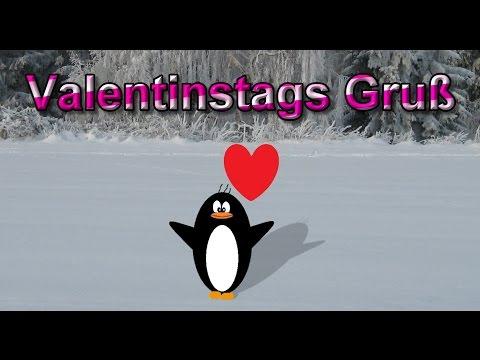 Alles Gute zum Valentinstag - Valentinsgrüße