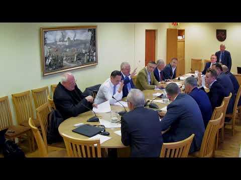 2019-09-18 Nacionalinio saugumo ir gynybos komiteto posėdis