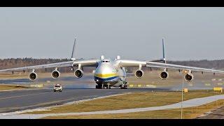 10 Biggest Airplanes